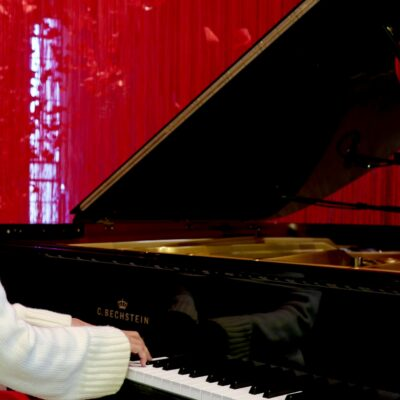 Chiharu Shiota in concert with Haage & Meyer